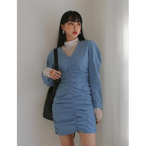 韓國服飾-KW-0212-040-韓國官網-連衣裙
