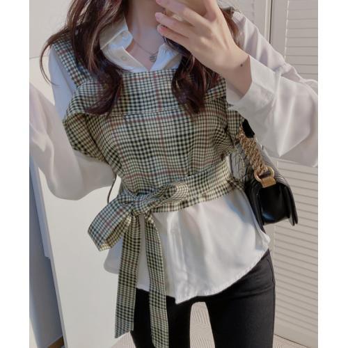 韓國服飾-KW-0212-082-韓國官網-上衣