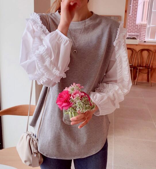 韓國服飾-KW-0327-012-韓國官網-上衣