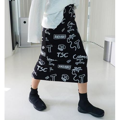 韓國服飾-KW-0304-048-韓國官網-裙子