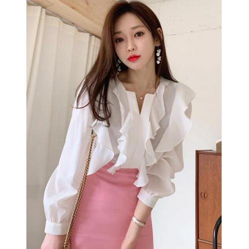 韓國服飾-KW-0320-039-韓國官網-上衣