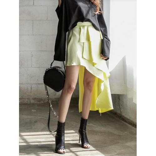 韓國服飾-KW-0420-007-韓國官網-裙子