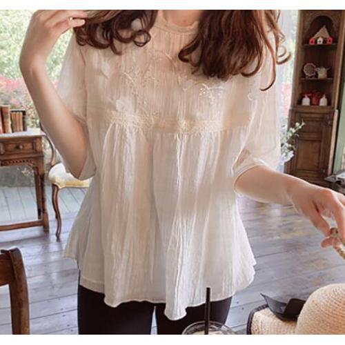 韓國服飾-KW-0506-083-韓國官網-上衣