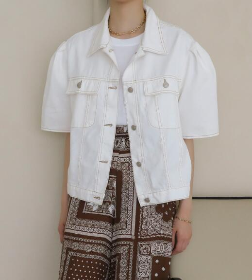 韓國服飾-KW-0729-064-韓國官網-單寧外套