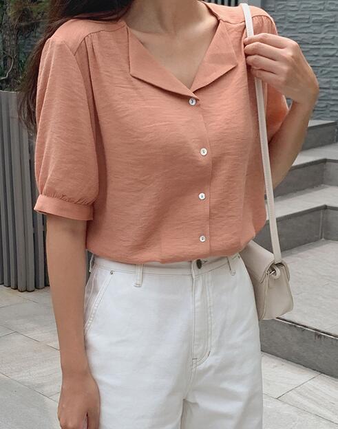 韓國服飾-KW-0729-067-韓國官網-襯衫