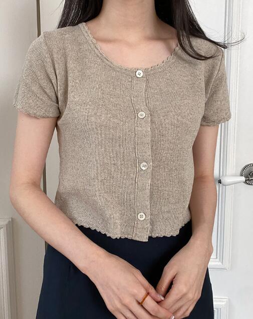 韓國服飾-KW-0729-085-韓國官網-上衣