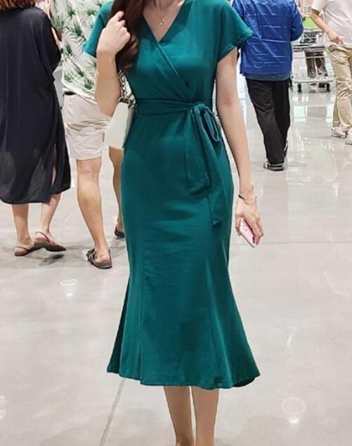 韓國服飾-KW-0729-088-韓國官網-連身裙