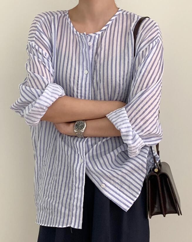 韓國服飾-KW-0729-093-韓國官網-襯衫