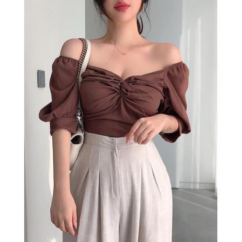 韓國服飾-KW-0721-021-韓國官網-上衣