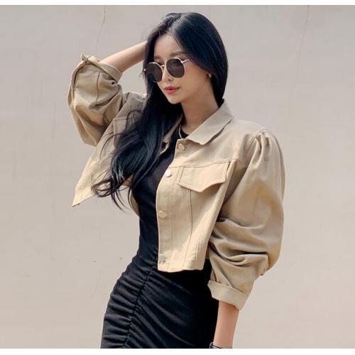 韓國服飾-KW-0925-126-韓國官網-排釦上衣