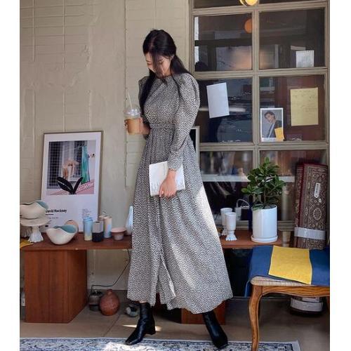 韓國服飾-KW-0929-071-韓國官網-連身裙