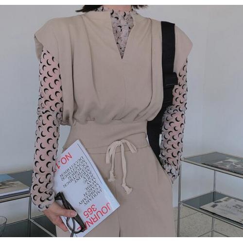 韓國服飾-KW-0929-099-韓國官網-背心