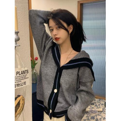 韓版女裝-CA-1005-078-上衣