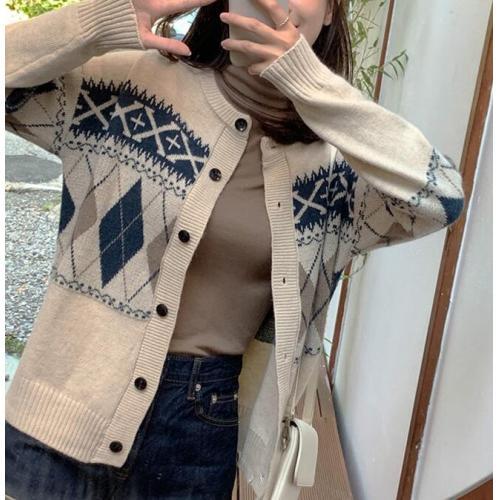 韓國服飾-KW-1022-067-韓國官網-排釦外搭