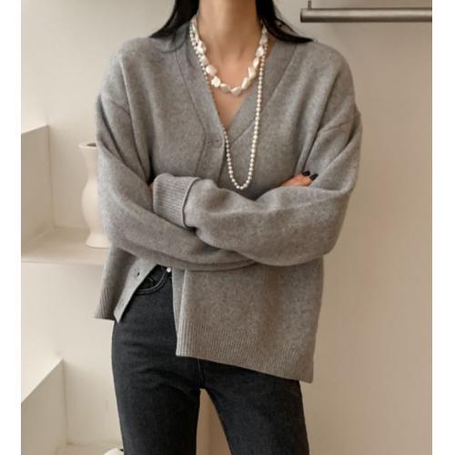 韓國服飾-KW-1102-024-韓國官網-排扣上衣