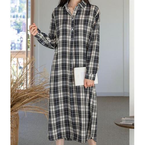 韓國服飾-KW-1102-049-韓國官網-長版襯衫