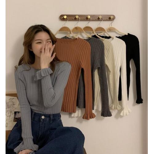 韓版女裝-CA-1109-087-上衣