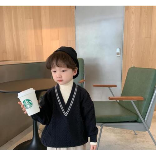 韓版童裝-CA-1207-046-上衣