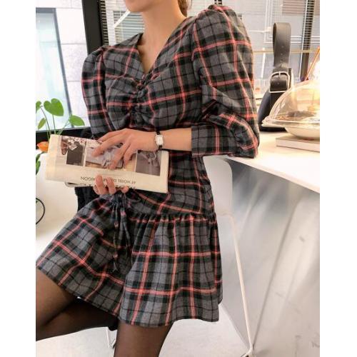 韓國服飾-KW-1214-091-韓國官網-連衣裙