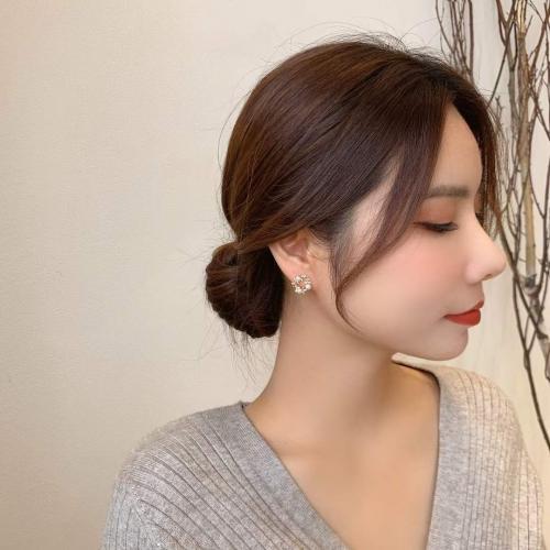 韓國連線-N02942-耳環