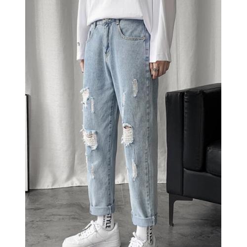 韓版-男裝-CA-A0301-087-褲子