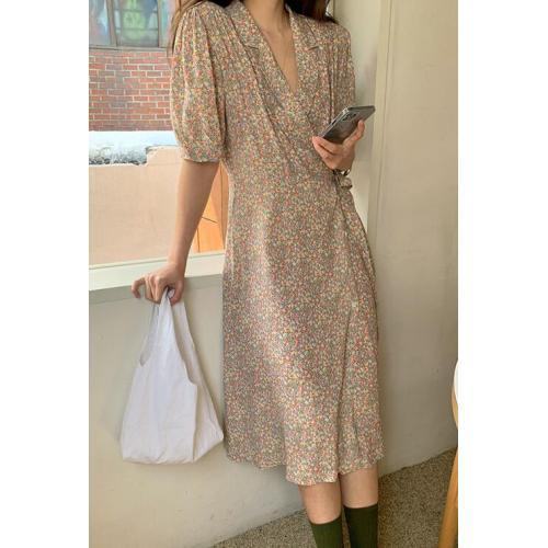 韓國服飾-KW-0406-005-韓國官網-連衣裙