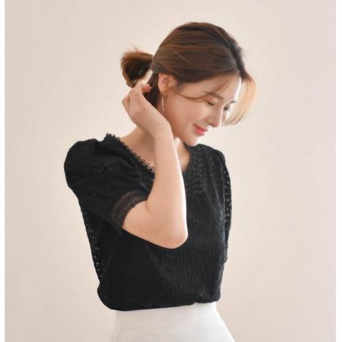 韓國服飾-KW-0412-078-韓國官網-上衣