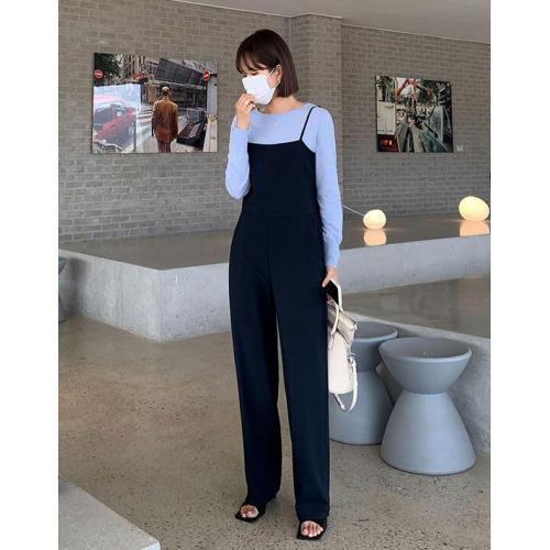 韓國服飾-KW-0412-166-韓國官網-吊帶褲