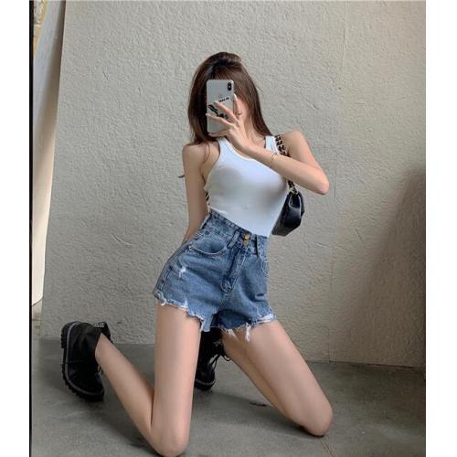 韓版-女裝-CA-A0412-052-褲子