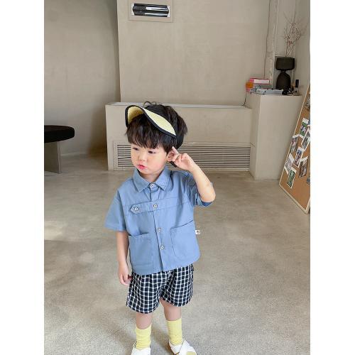 韓版-童裝-CA-A0503-029-上衣