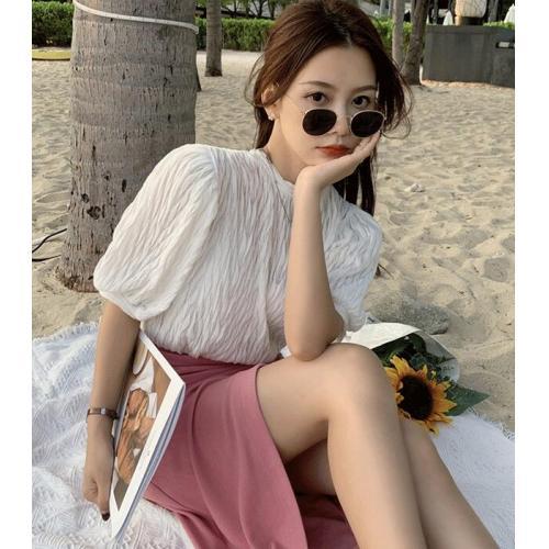 韓版-女裝-CA-A0517-055-上衣