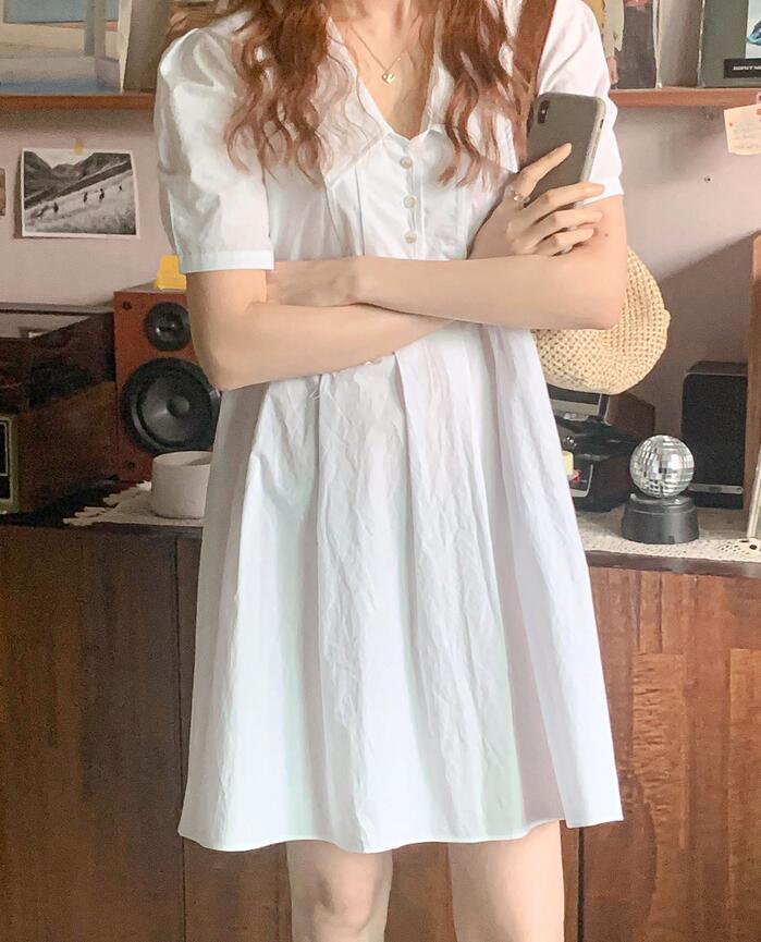 韓國服飾-KW-0609-153-韓國官網-連衣裙