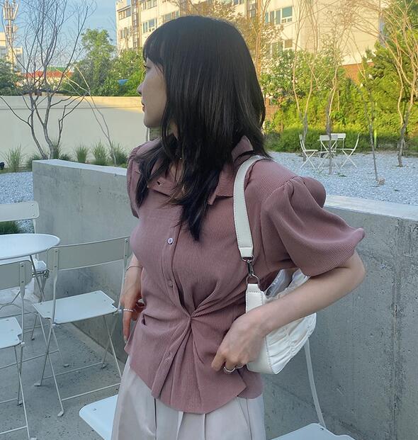 韓國服飾-KW-0609-154-韓國官網-上衣
