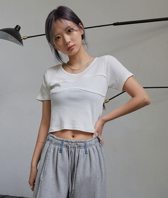 韓國服飾-KW-0609-158-韓國官網-上衣