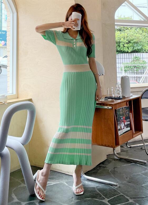 韓國服飾-KW-0609-159-韓國官網-連衣裙