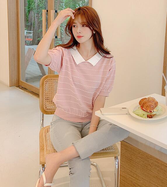 韓國服飾-KW-0609-162-韓國官網-上衣