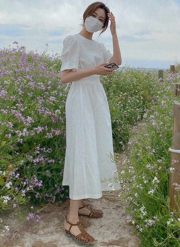 韓國服飾-KW-0609-174-韓國官網-連衣裙