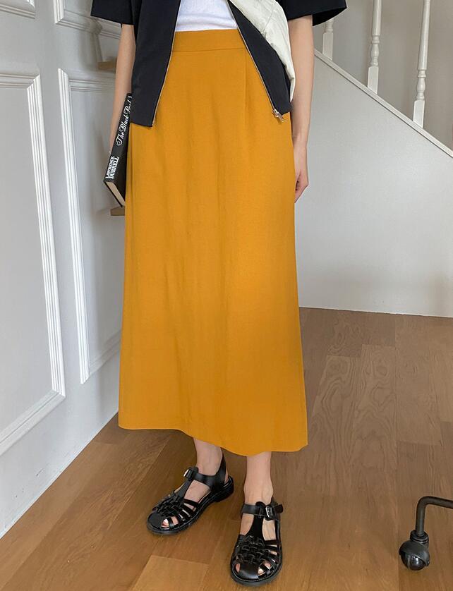 韓國服飾-KW-0609-181-韓國官網-裙子