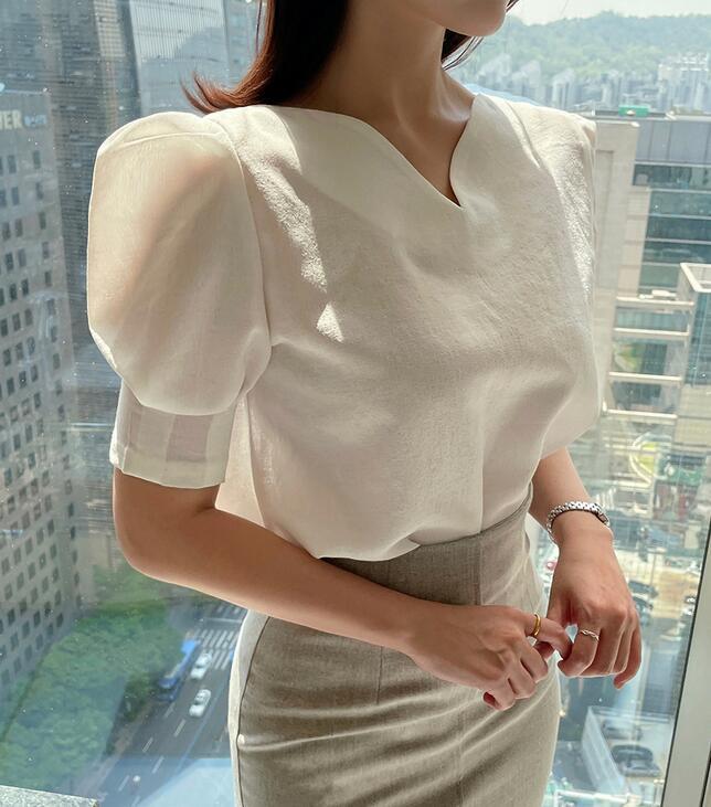 韓國服飾-KW-0609-187-韓國官網-上衣