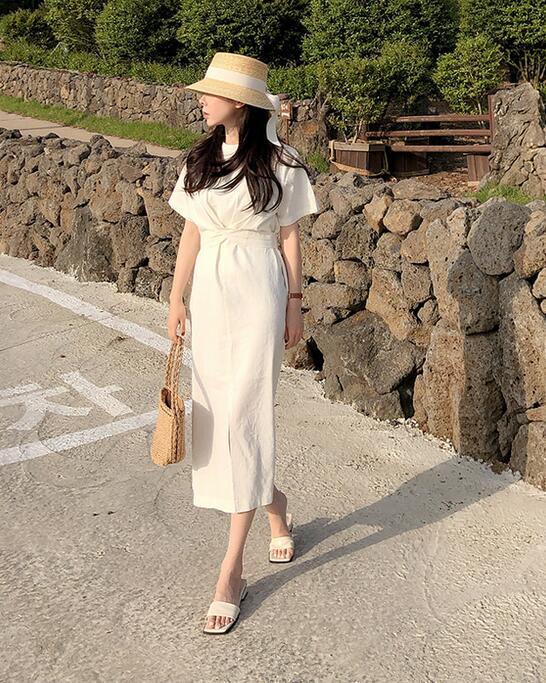 韓國服飾-KW-0609-191-韓國官網-連衣裙