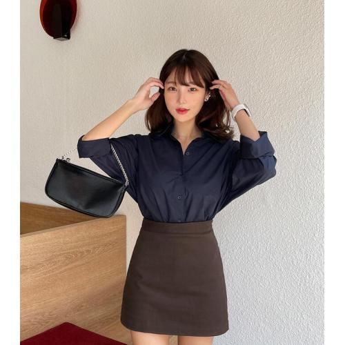 韓國服飾-KW-0907-007-韓國官網-裙子