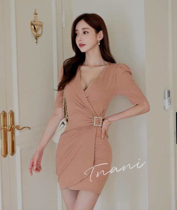 韓國服飾-KW-1011-139-韓國官網-連身裙