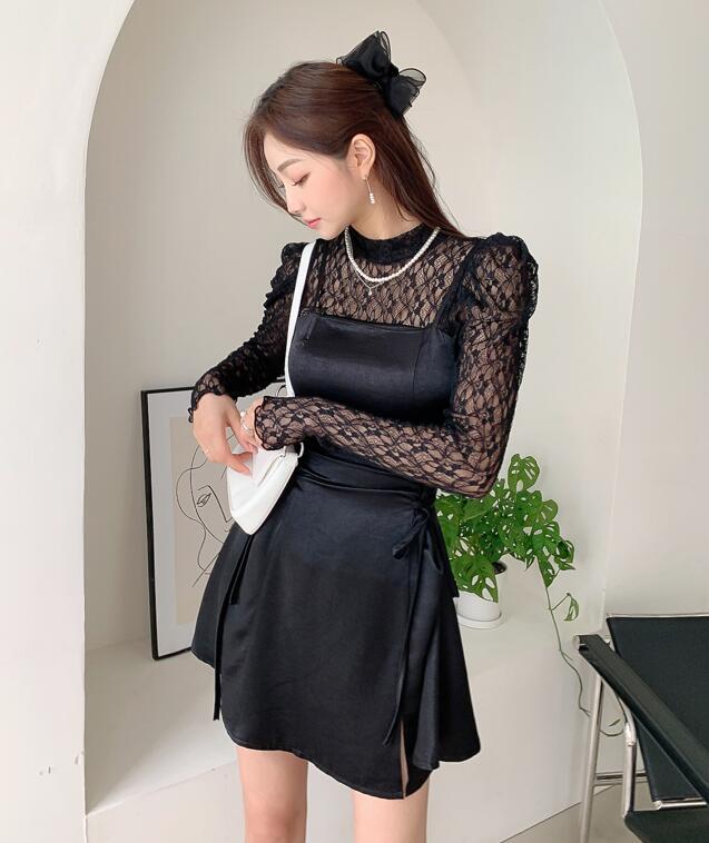 韓國服飾-KW-1011-143-韓國官網-連身裙