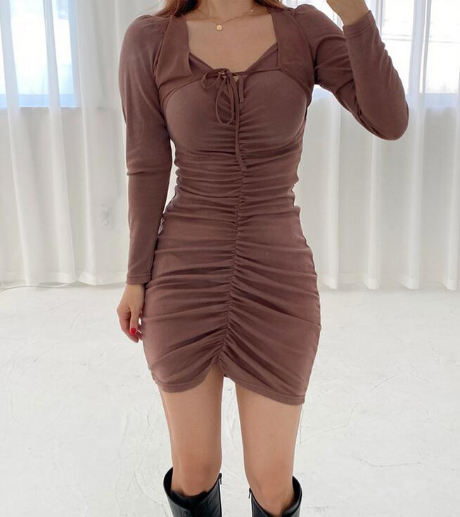 韓國服飾-KW-1011-146-韓國官網-連身裙