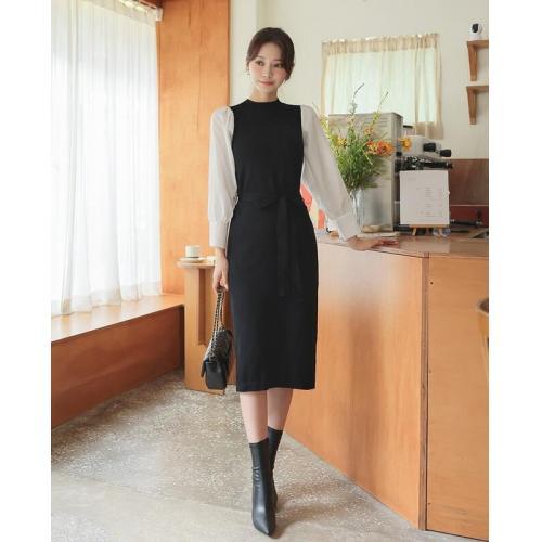 韓國服飾-KW-1015-191-韓國官網-連衣裙